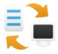 http://icons.iconarchive.com/icons/custom-icon-design/flatastic-9/72/Backup-restore-icon.png